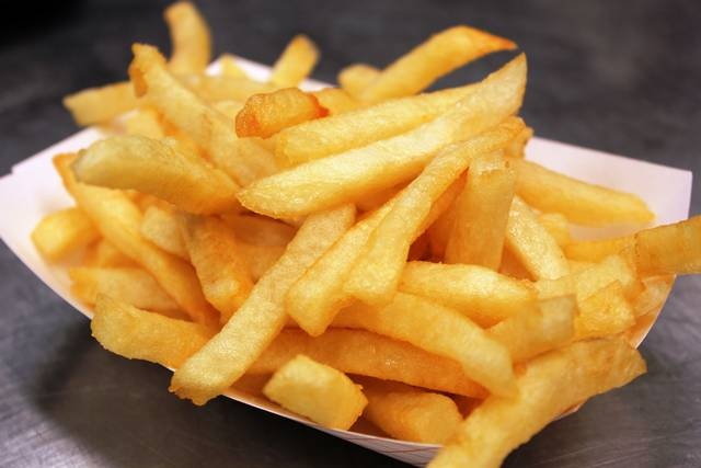 Coast Cooking french fries