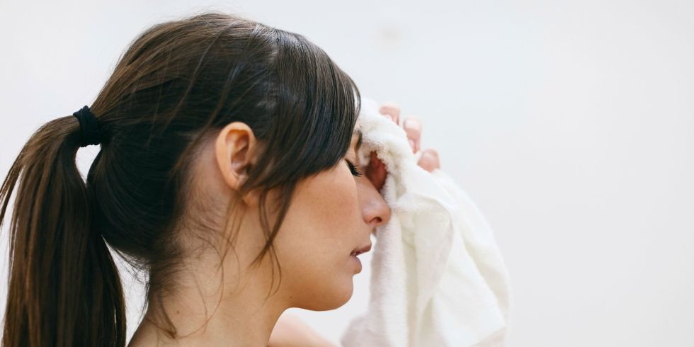 Home Remedies For Excessive Facial Sweating