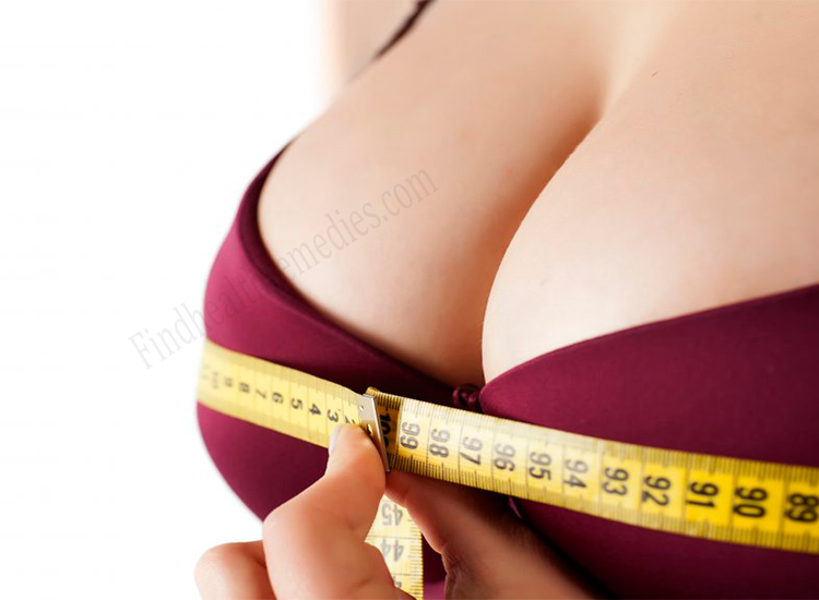 11 Ways To Increase Your Breast Size Naturally