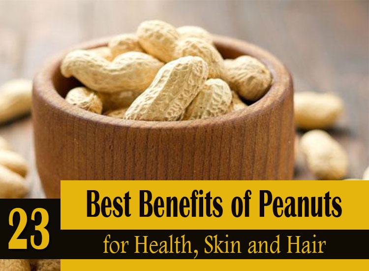 23-Best-Benefits-of-Peanuts-for-Health,-Skin-and-Hair